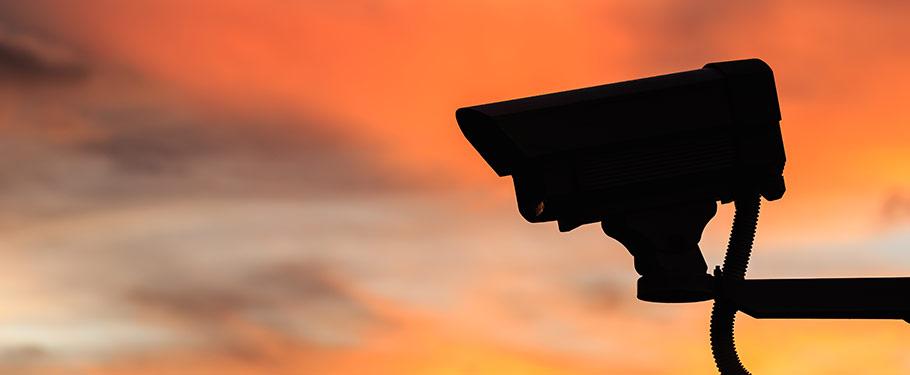 Skydda verksamheten med kameraövervakning